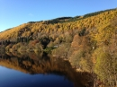 Loch Tay in Autumn