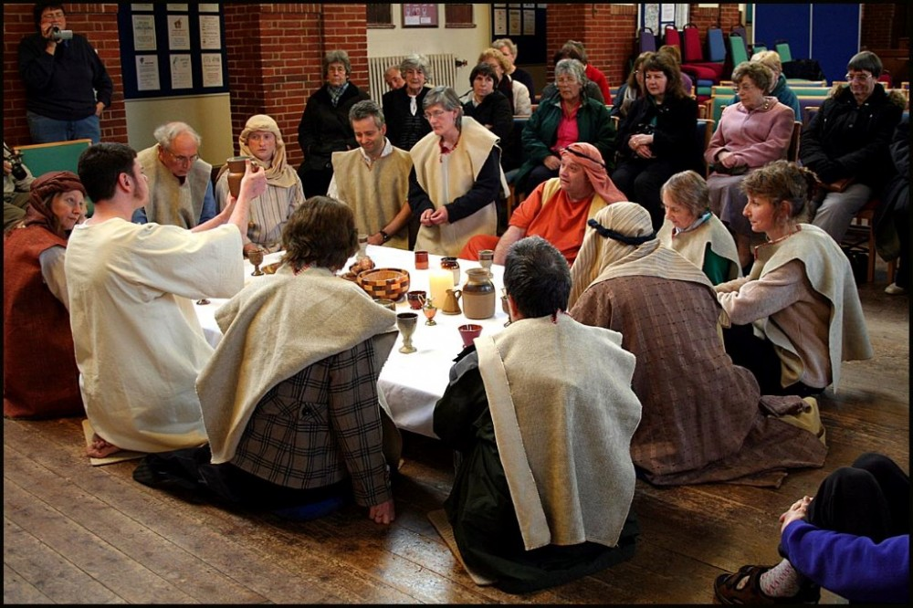 Easter Experience - the Last Supper