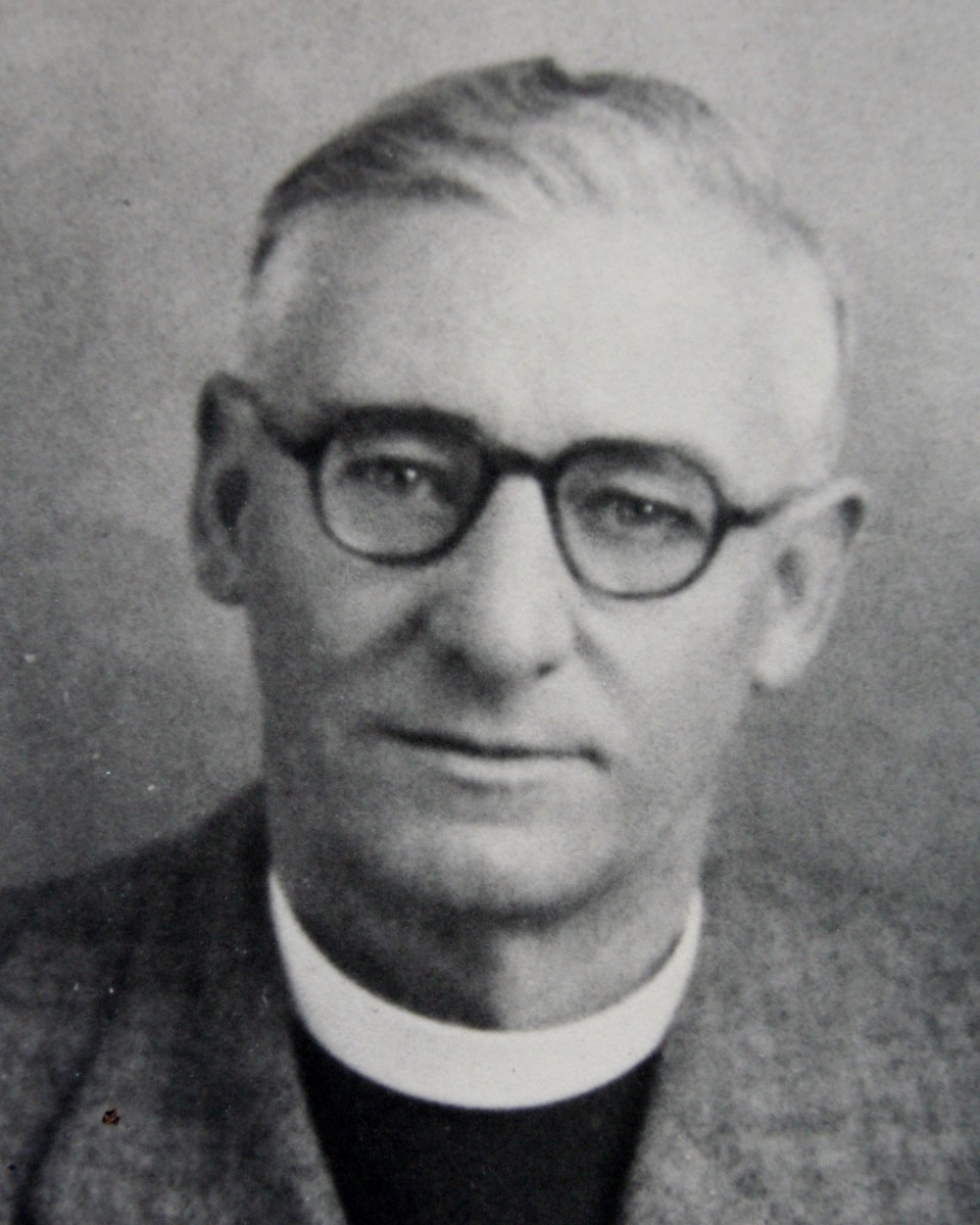 Revd Norman Landreth