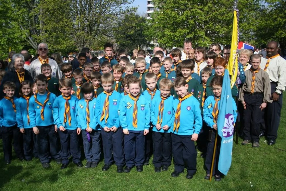 3rd Carshalton Scout Group