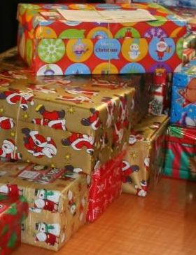 OCC shoe boxes (close up)