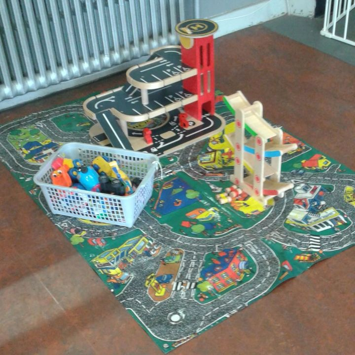 Ruskin Rascals play equipment