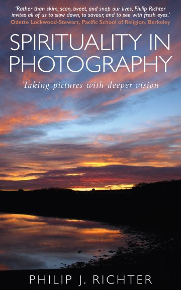 Spirituality in Photography (front cover)