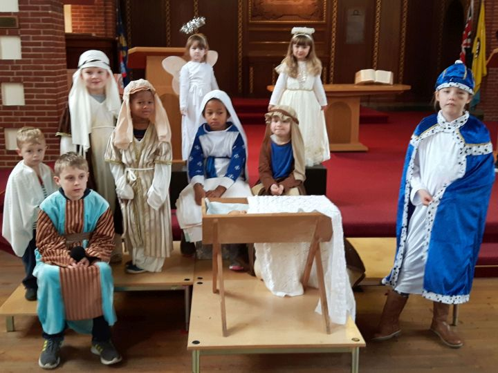 Young Explorers - Nativity, january 2018