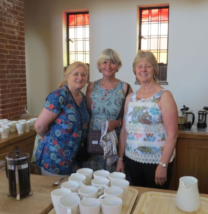 Charity coffee morning June 2019