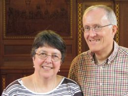 Rosemary and Philip