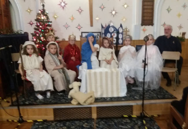 BB nativity