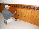 Varnishing