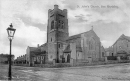 Early picture of St John's Church