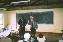 Church Ministry, Kenya.