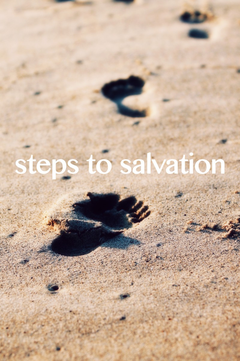 steps to salvation post