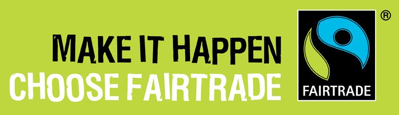 Make It Happen with Traidcraft Logo