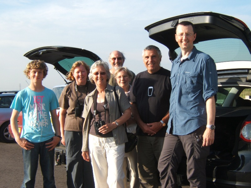 The Birders at Saltholme