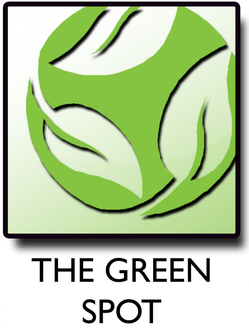 The Green Spot Graphic