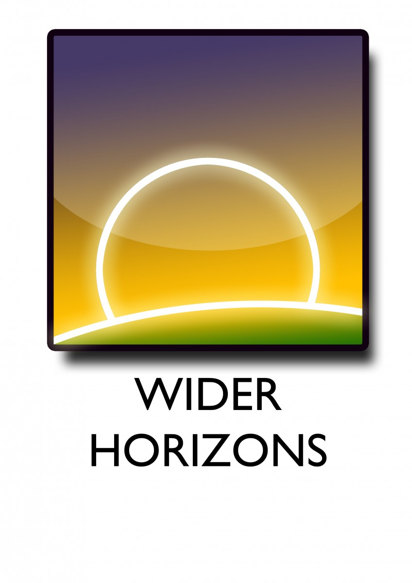 Wider Horizons App Graphic