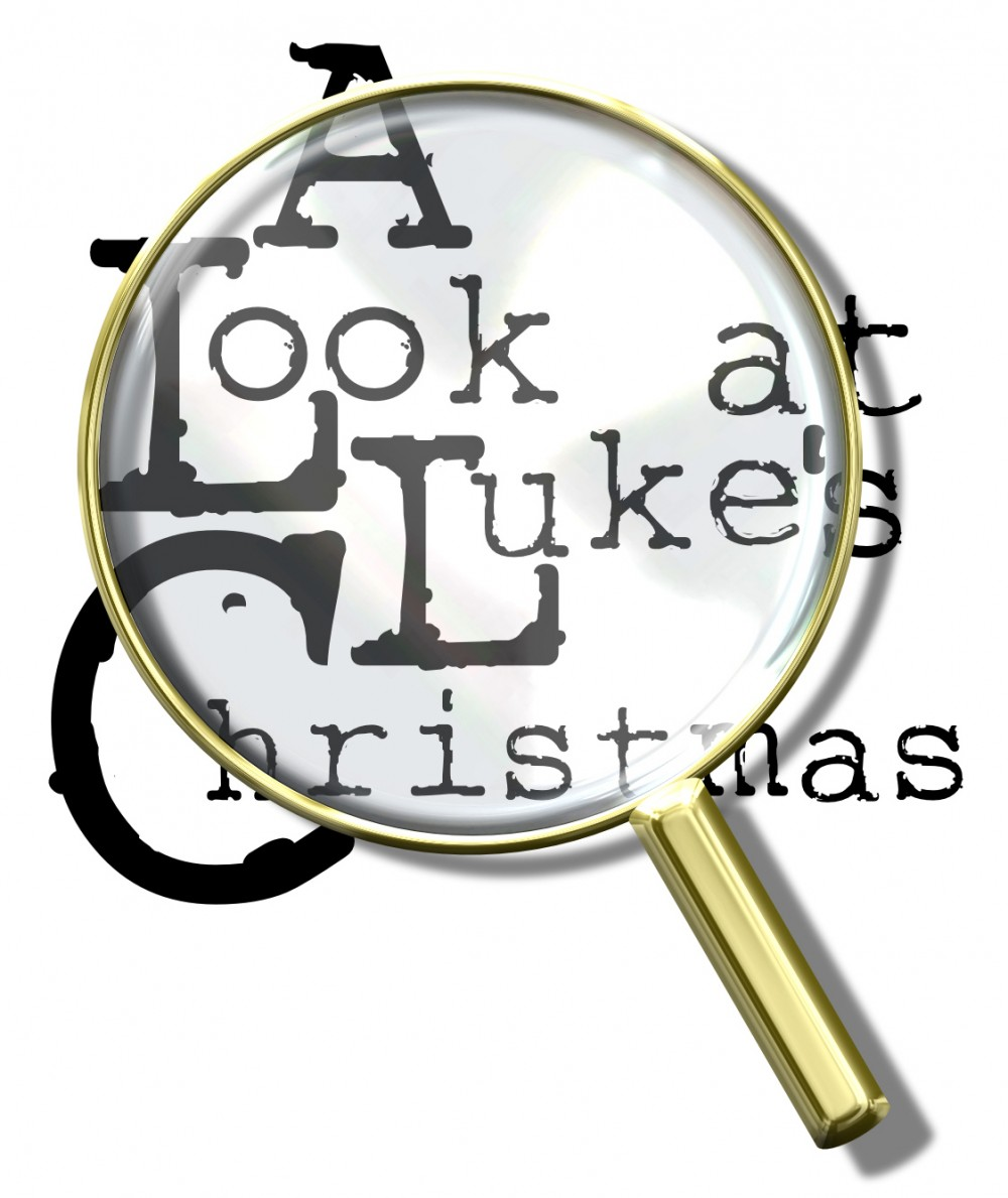 Luke's Christmas Graphic