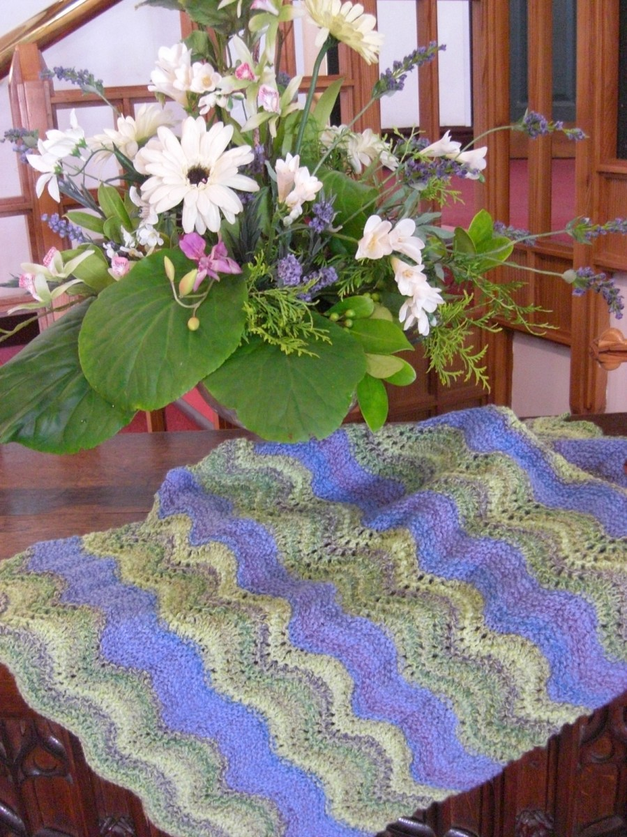 Christchurch Ilkley | Prayer Shawls