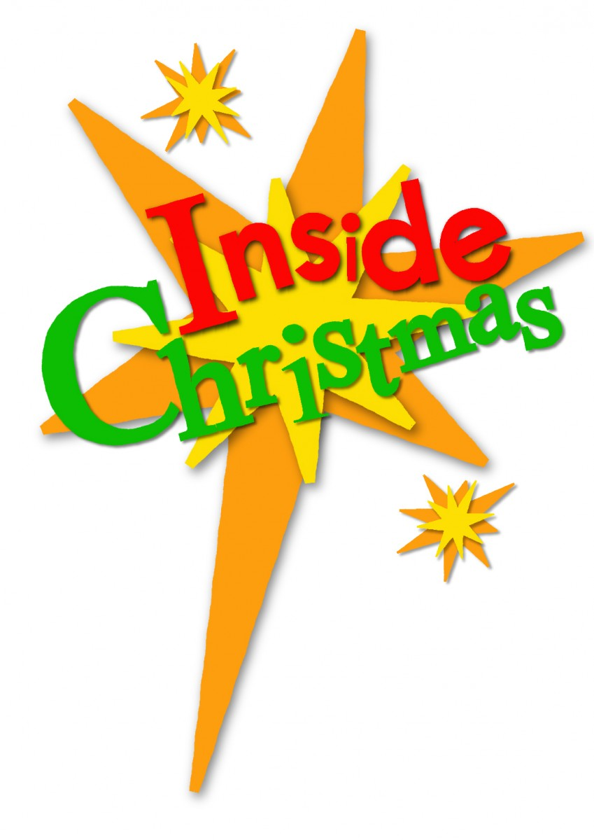 Inside Christmas Graphic
