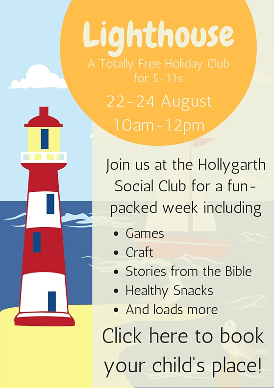 Hollygarth Holiday Club