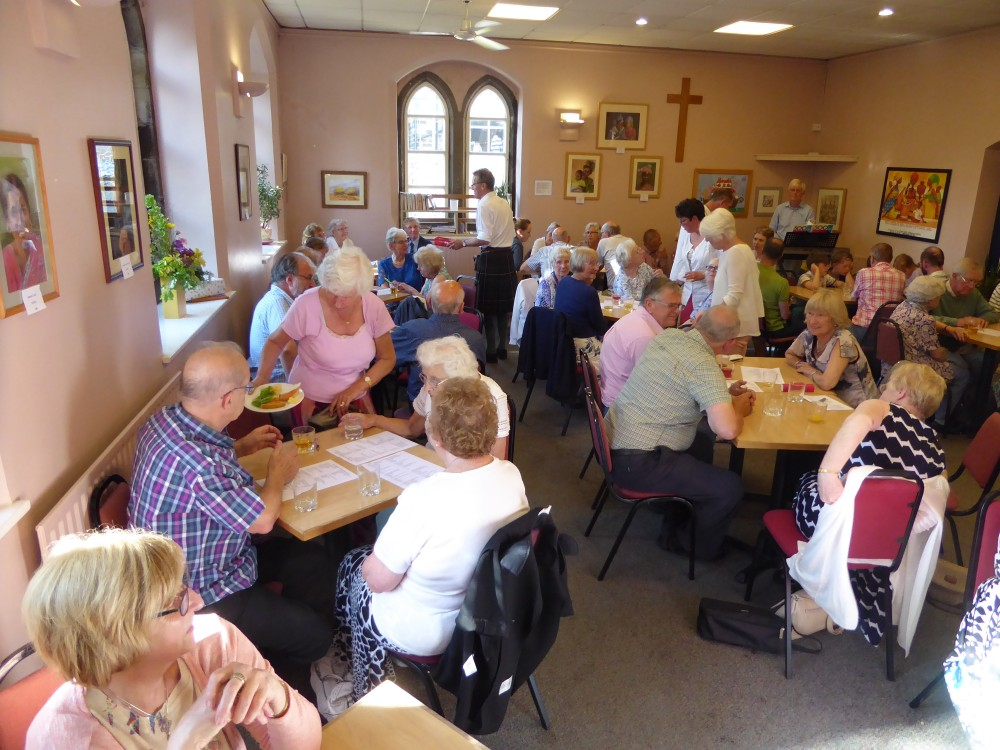 Church Family Faith Meal July m2017