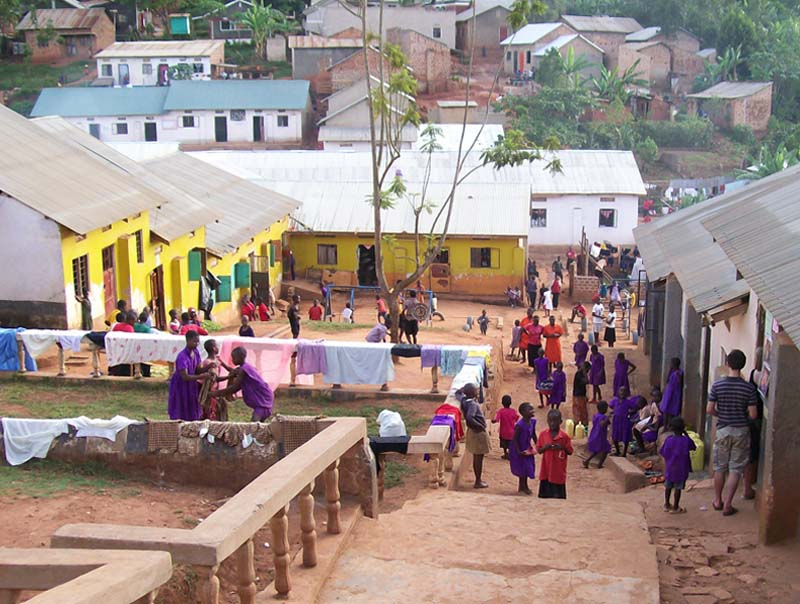 View of the Revival Centre Matugga