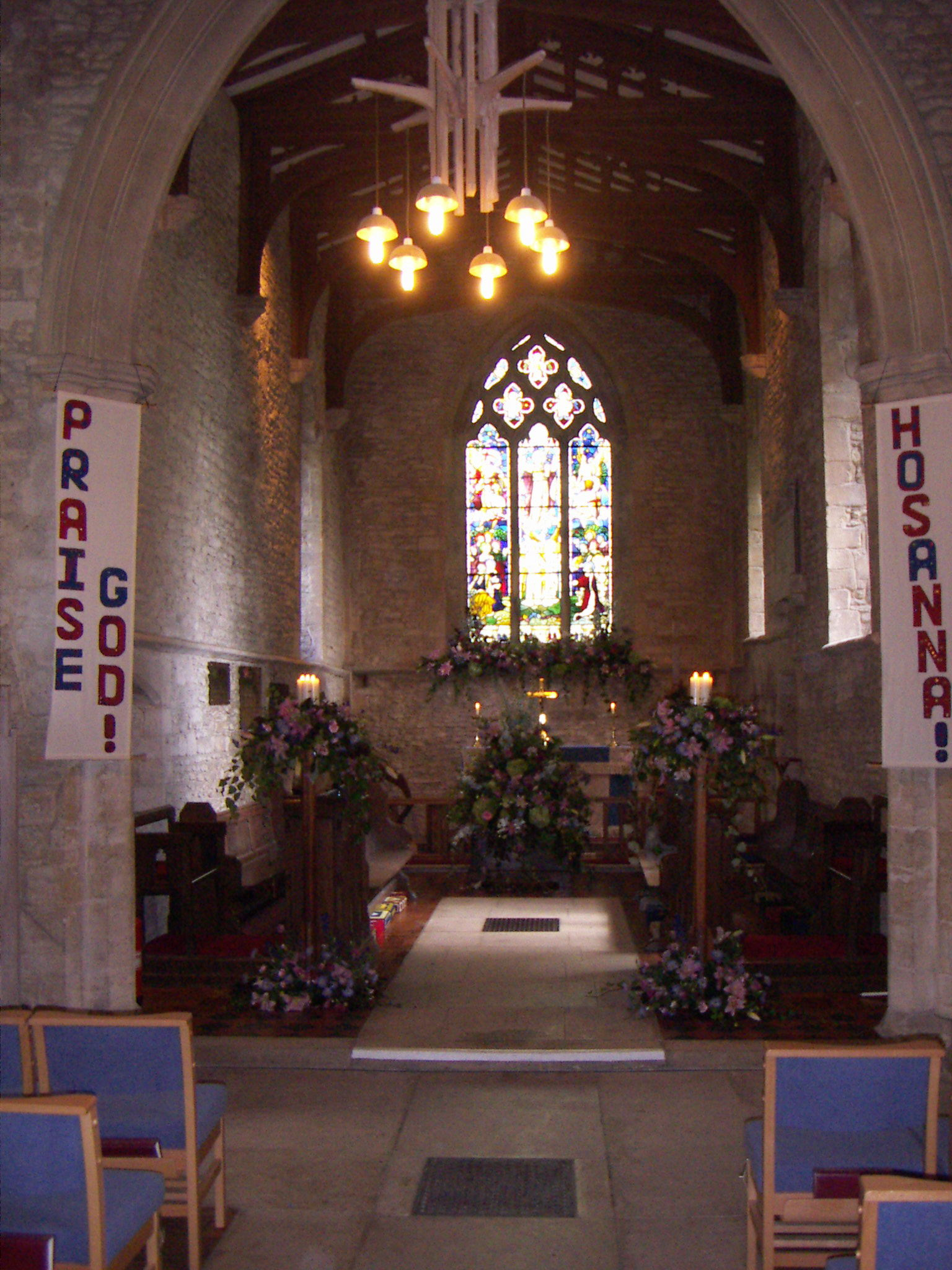 Inside St. Andrews