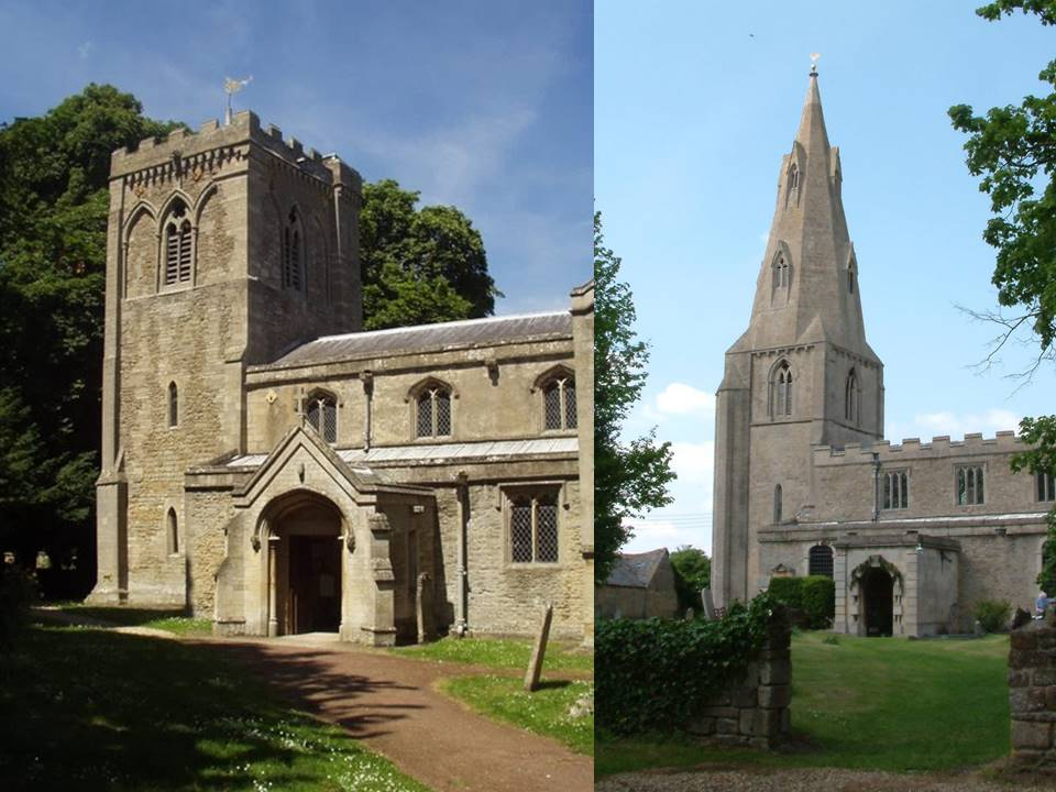 St Andrew and St Michaels