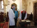 Stibbington consecration