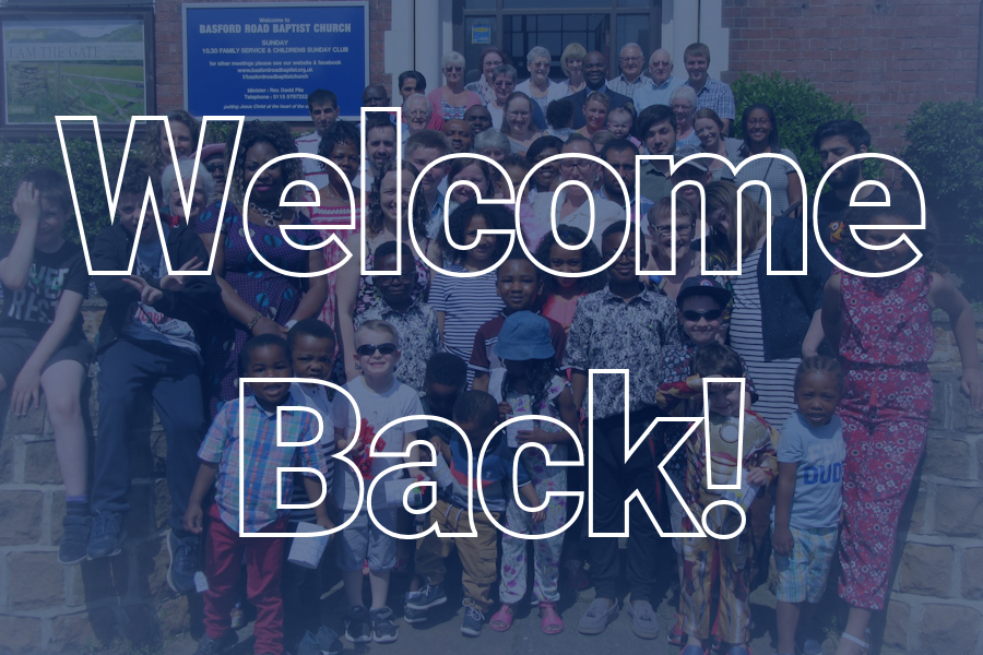 Welcome!  The Church Building is now open again.  Click here to see what happens during the week.