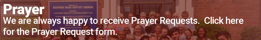 Click here to send us your Prayer Request.