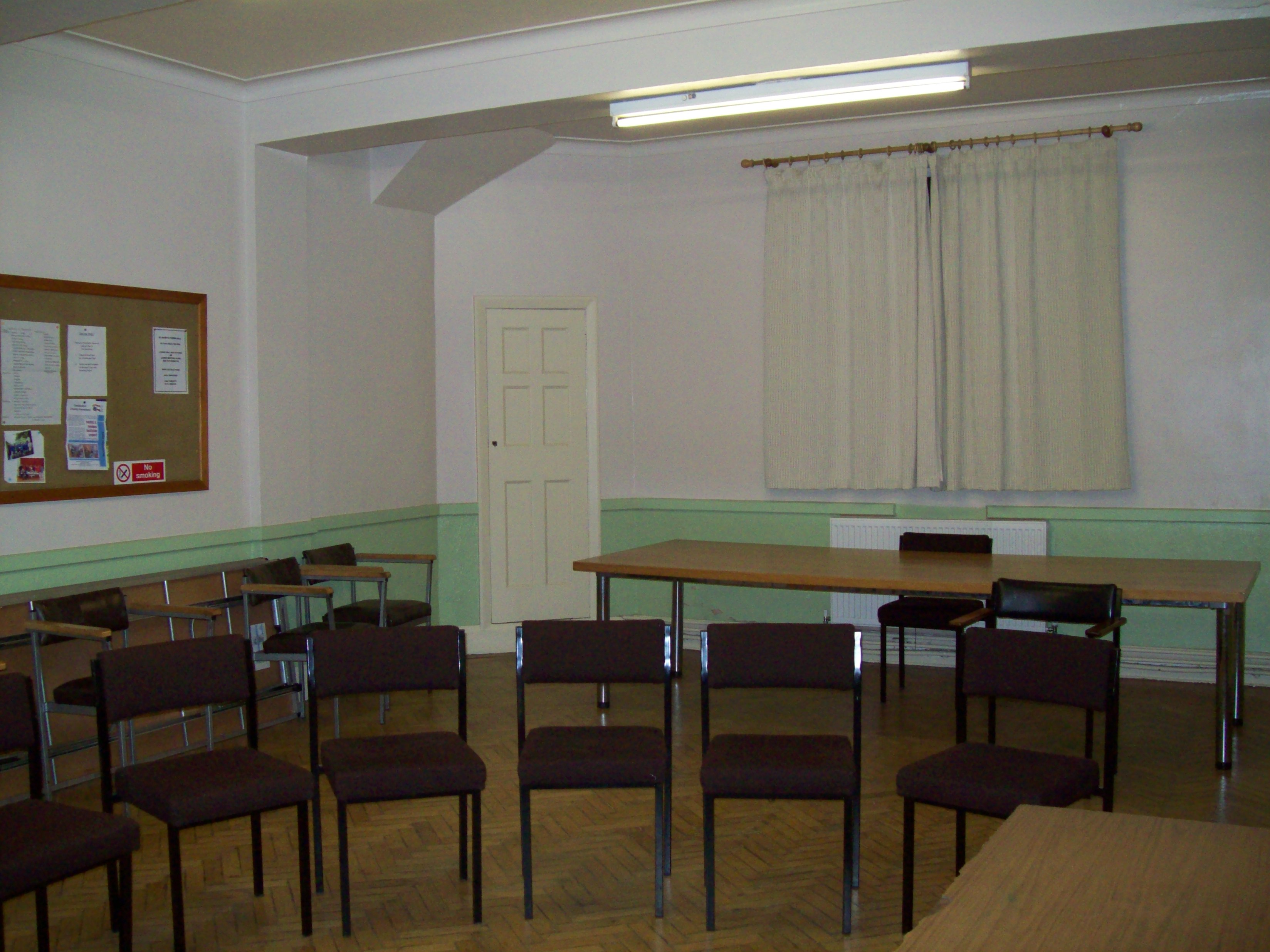 Lower Hall Meeting Room
