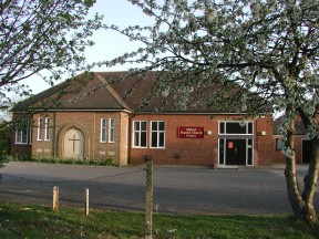 Didcot Baptist Church Centre Photo