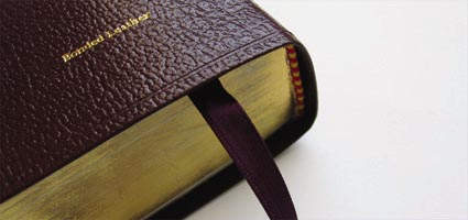 Open New King James bible
