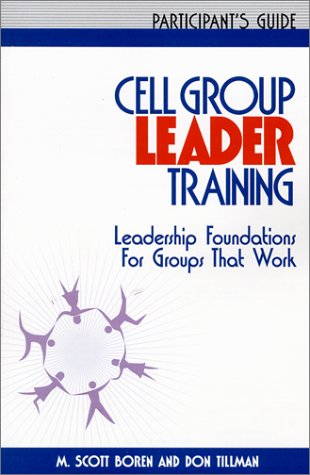 Cell Group Leader Training