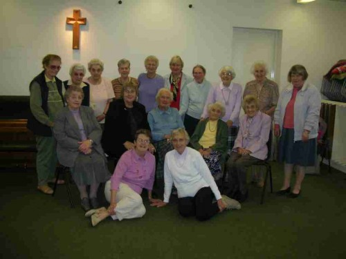 Open 'Womens Fellowship'
