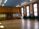 The Church Hall, looking away from the stage
