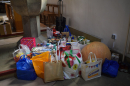 Donated Gifts for the Food Bank