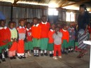 Children at the Victory Education Centre