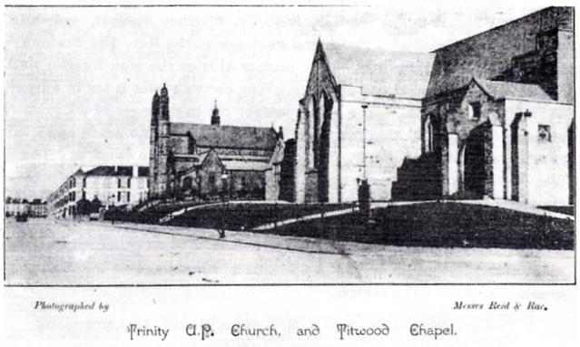 Pollokshields Church Of Scotland Pollokshields Titwood Parish Church
