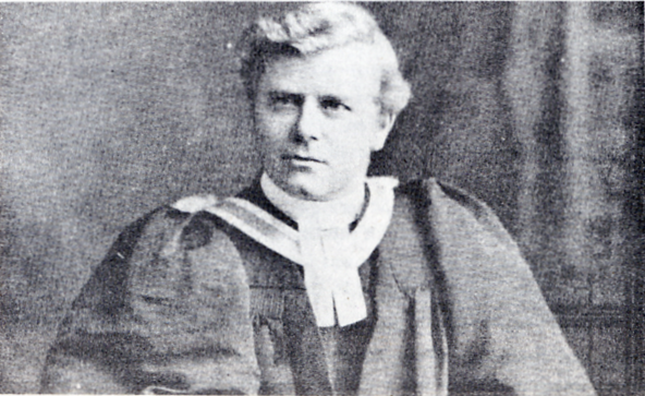 Rev. Norman MacLeod Caie