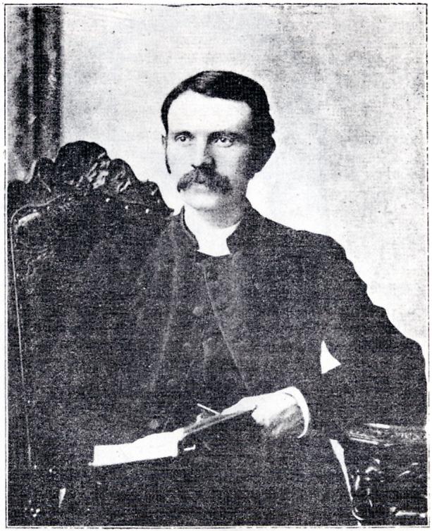 Rev. W Henry Rankine