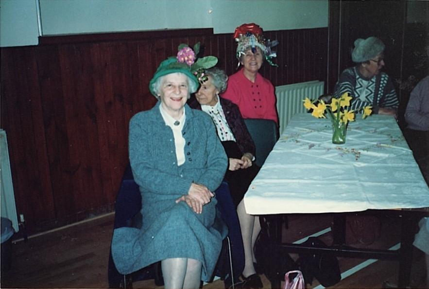 Easter Bonnets 1