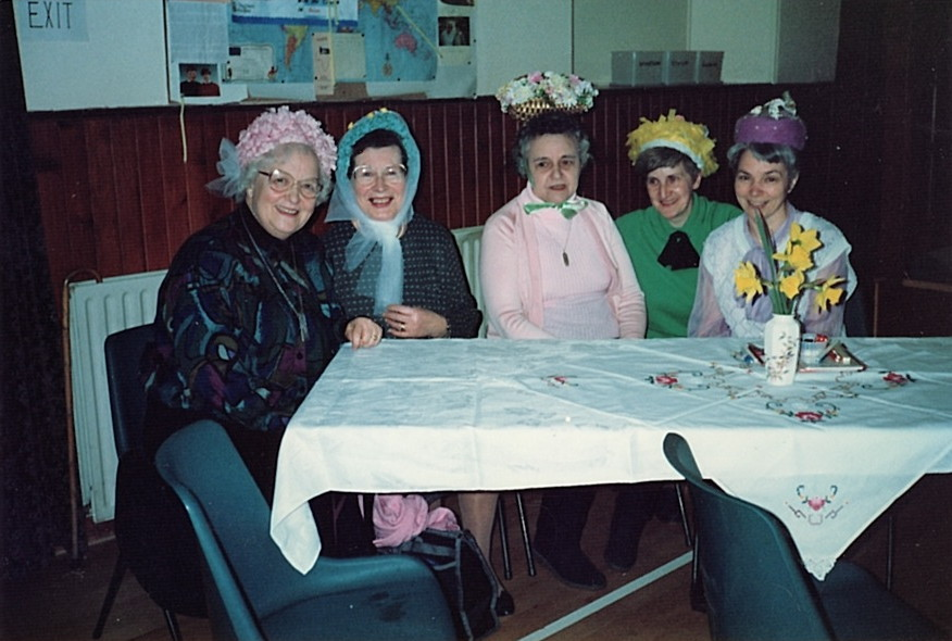 Easter Bonnets 5