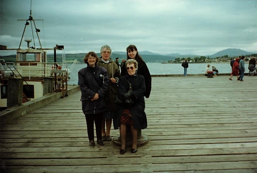 Helensburgh Pier