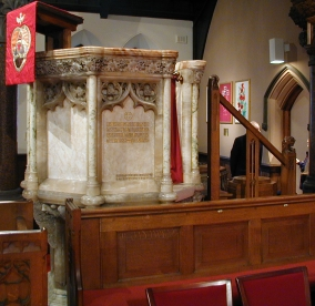 Open 'The Pulpit'