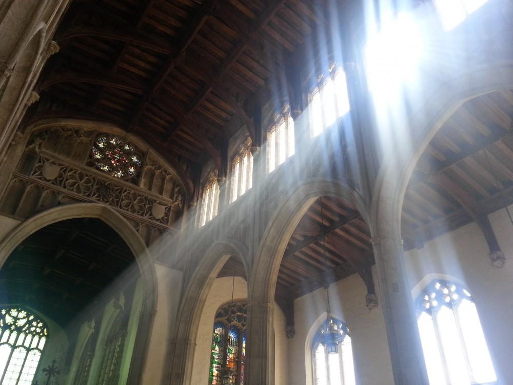 St Marys Burwell with St Etheldredas Reach | St Mary's History