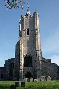 St Marys Burwell with St Etheldredas Reach