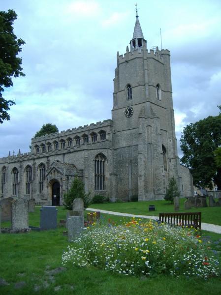 St Marys Burwell with St Etheldredas Reach | Photos