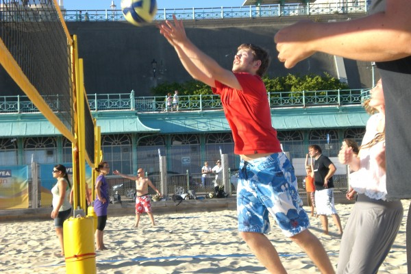 Volleyball Fun 19