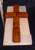 Whisky cake cross